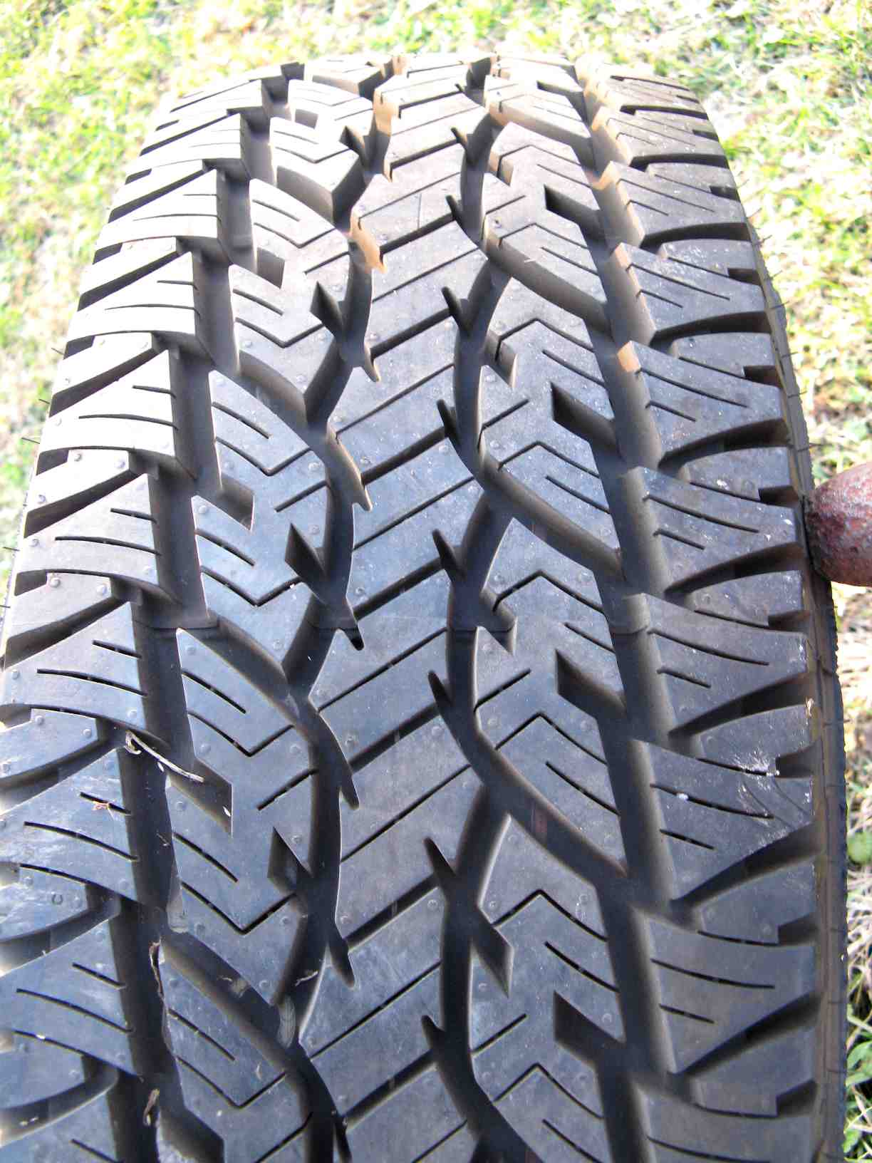 Bridgestone Dueler A T D695 P245 65R17 105T Campbell Performance Tire
