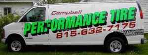 Campbell Performance Tire 815-632-7175