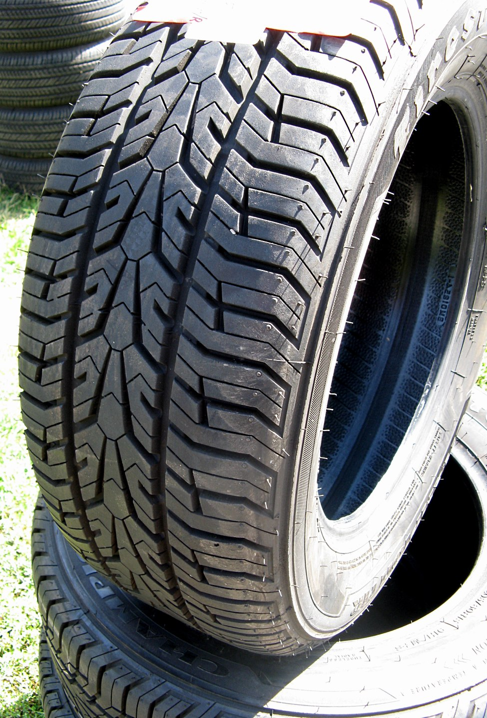 Firestone Champion HR P205/60R15 91H - Campbell ...