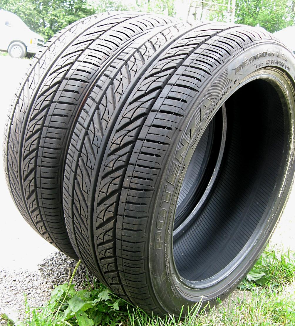 Bridgestone Potenza RE960 A S P225 45R18 91W