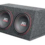 MTX RT12x2-200 Powered Sub