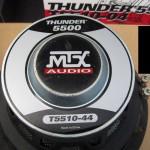 MTX Thunder 5500 T5510-44 Subwoofer 52