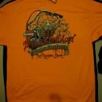 HD-12 Orange XL Bar-Shield Blk Widow Port Charlotte FL Back