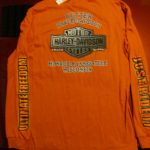 HD-09 Kutter Monroe WI LG Orange LS Back