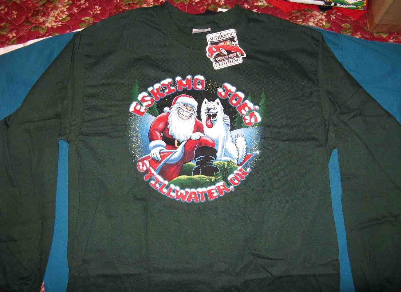 Eskimo Joes Christmas Shirts 2021